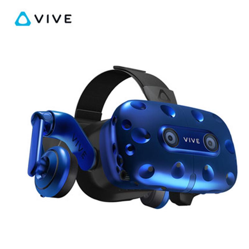 HTC VIVE Pro VR专业版 智能VR眼镜 HTC VR 3D头盔 单头盔版