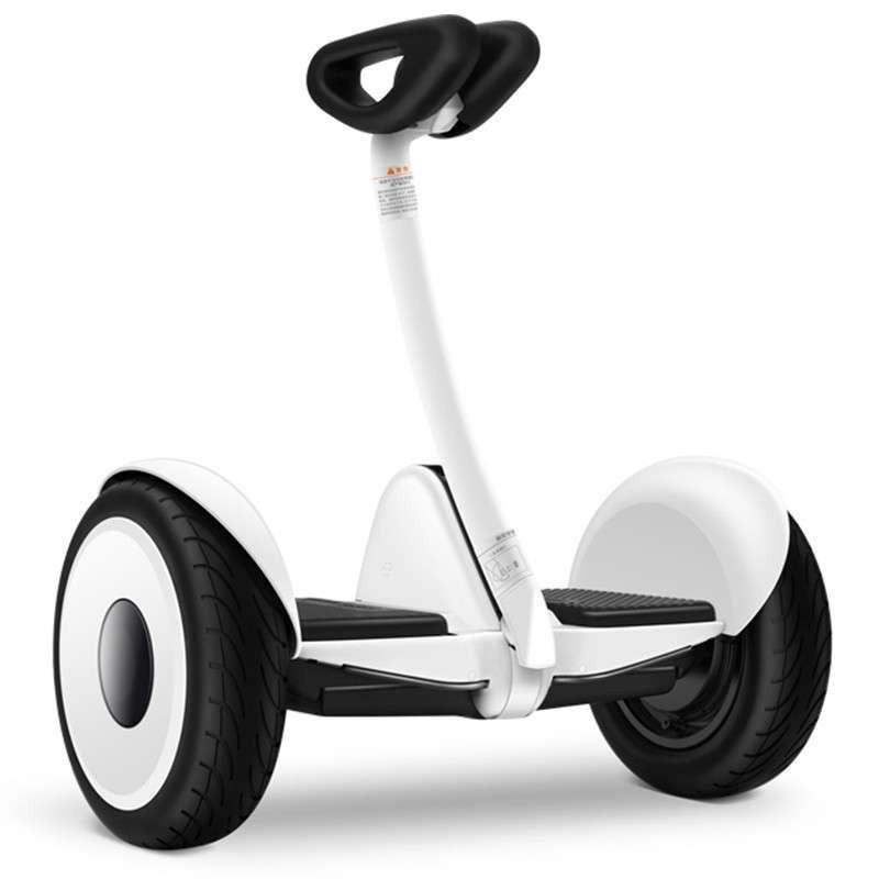 米(MI)九号平衡车 白色 Ninebot 9号体感车 双轮长续航蓝牙遥控 轻小便携载重王 智能成人平衡车