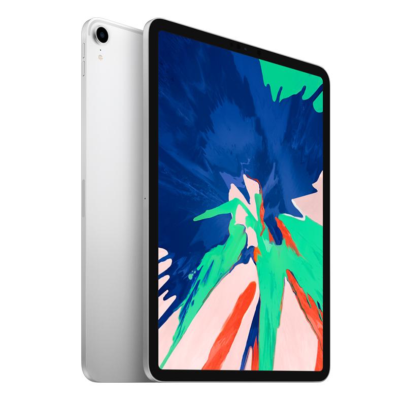 2018新品 Apple iPad Pro 11英寸 64G WIFI版 平板电脑 MTXP2CH/A 银色