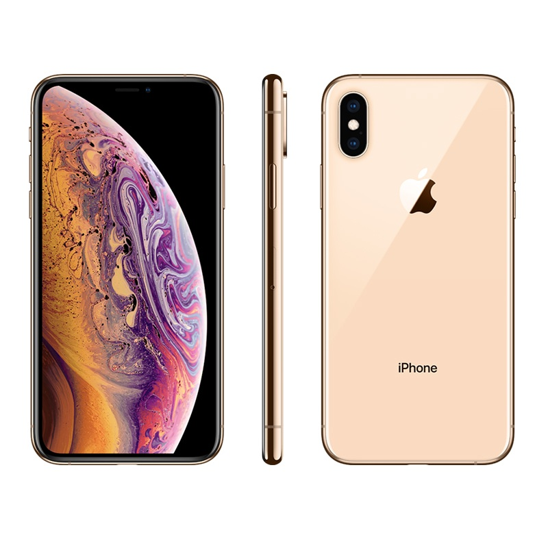 Apple iPhone XS Max 256GB 金色 移动联通电信4G手机 双卡双待
