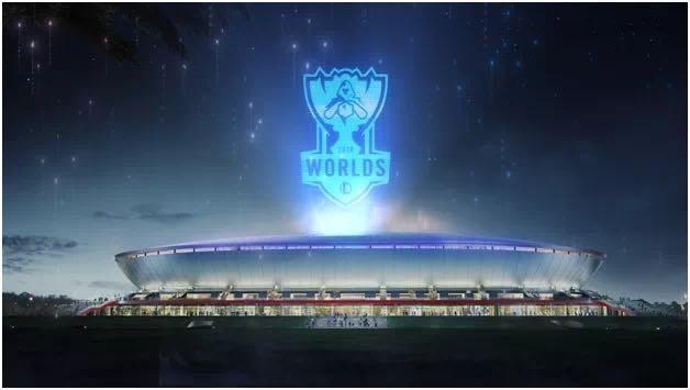 定了!英雄联盟S10将于9.25-10.31在上海举行,2021将重返中国