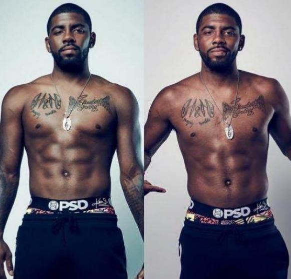 NBA这些球星看着瘦,其实浑身是肌肉!库里堪称野蛮进化