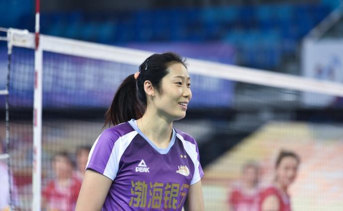 六强赛天津队首战3-0横扫山东队,今日面对上海队的应战