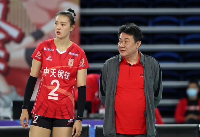 江苏队主教练蔡斌表明队伍的心态和拼劲放得比较好