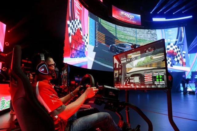 总奖金超百万!粤港澳大湾区赛车模拟器大奖赛澳门收官