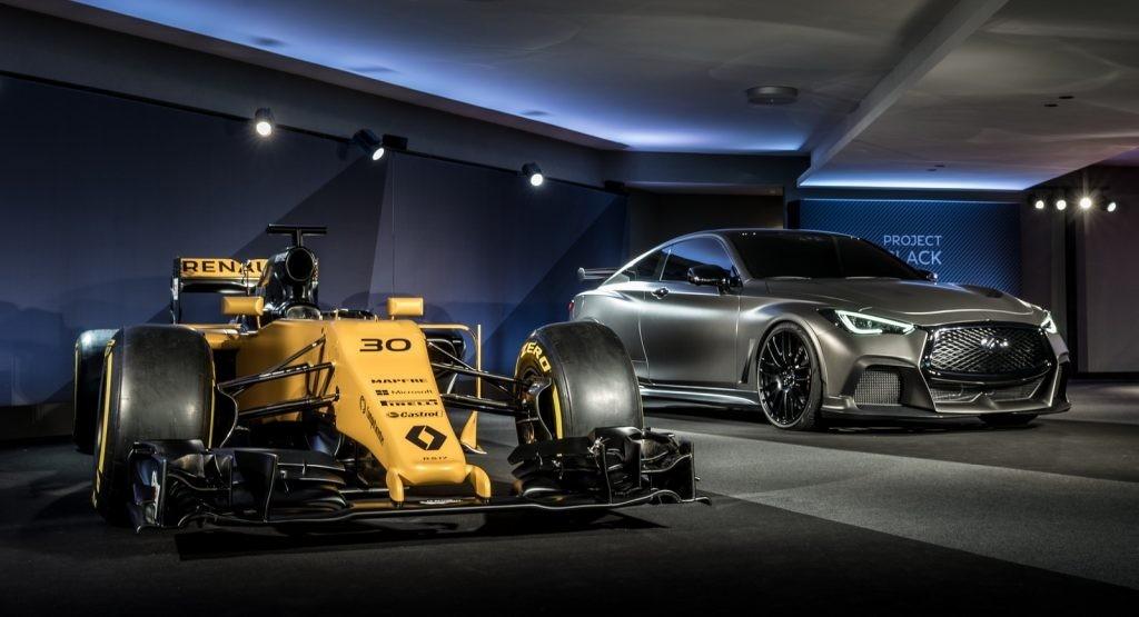 英菲尼迪将在2020年后退出F1要点转向电动化