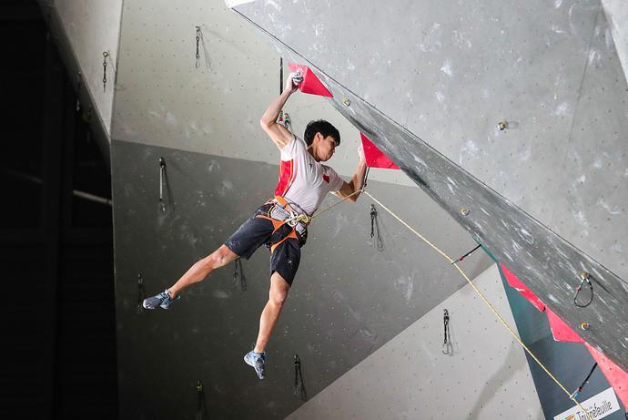 奥运会攀岩大名单正式确定 中国两位选手参赛