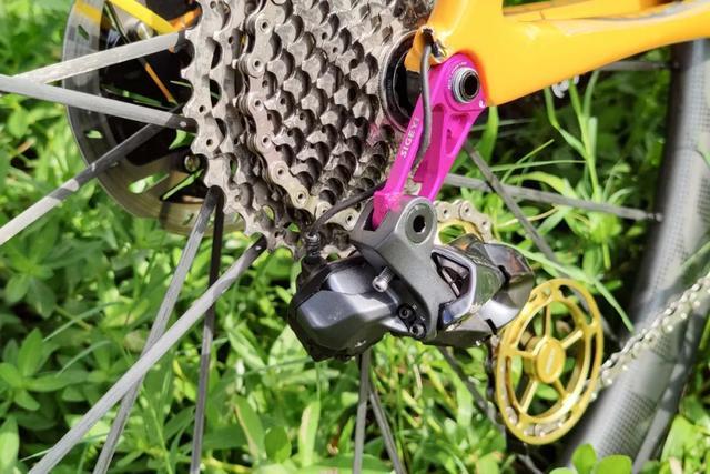 GRX手变 & 思各异大鸡腿就位——散装公路车极限混搭-领骑网