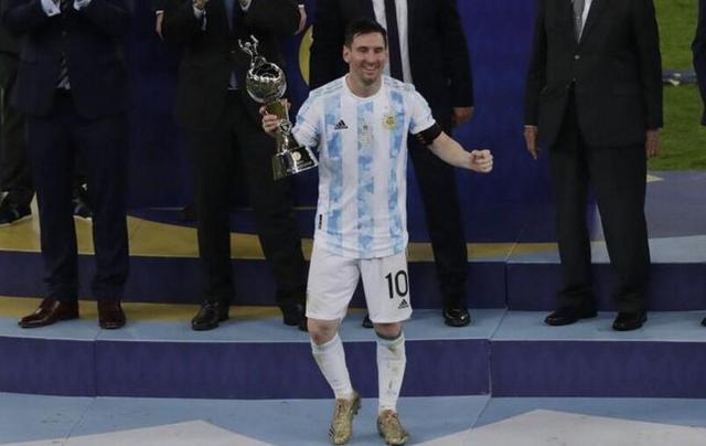 梅西率队夺冠后,明年世界杯争冠希望也加大!理由至少有3个
