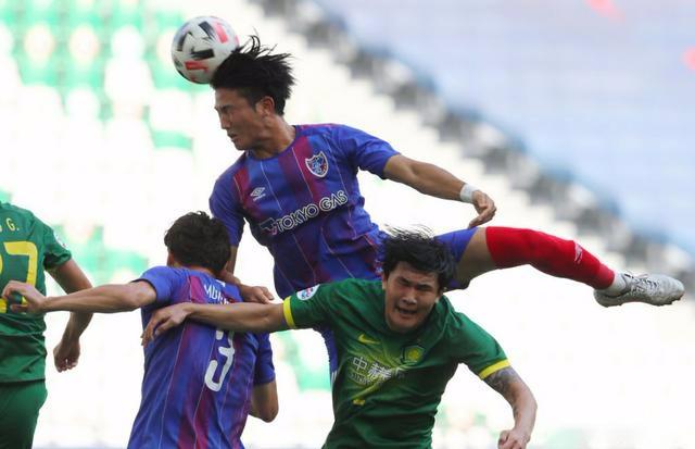 国安1-0打败东京,前进亚冠8强,发清楚队史最佳战绩