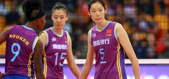 女排世俱杯完整排名:意豪门折桂 中国两队垫底