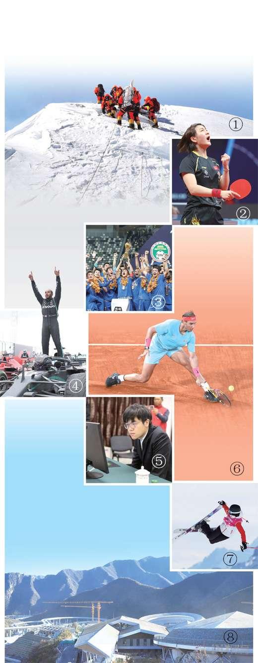 人民日报联合中国体育报评出2020年国内国际十大体育新闻
