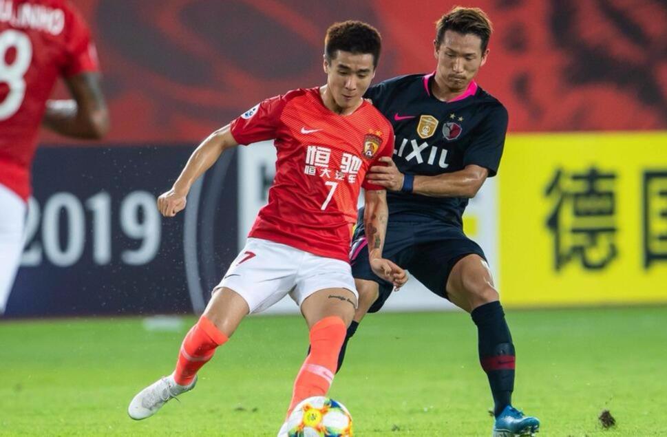 亚冠1/4决赛首回合-广州恒大0-0鹿岛鹿角