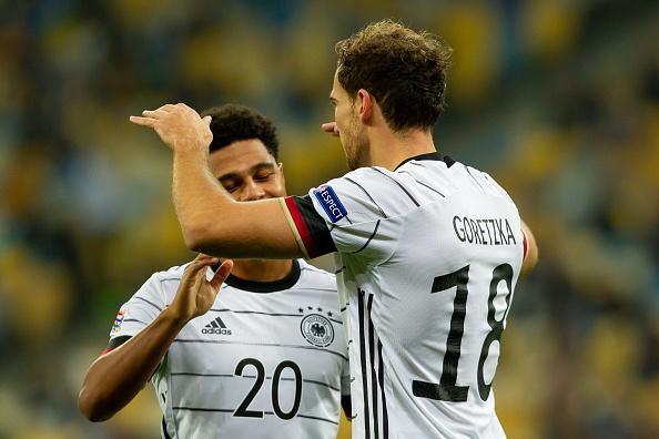 球员相同体现悬殊?格纳布里:拜仁和德国压根不是一支队
