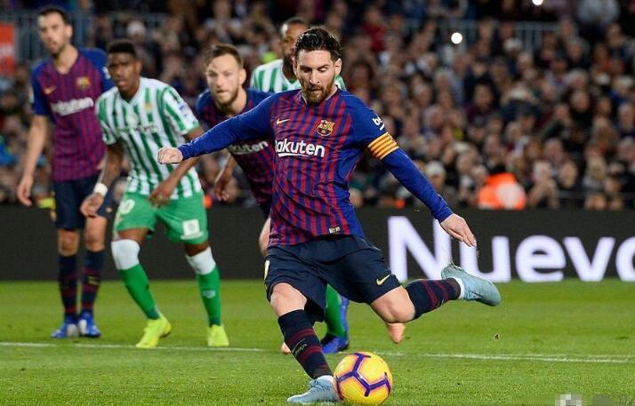 巴萨输球,梅西和另1名阿根廷球星都进球,对梅西或是安慰图片
