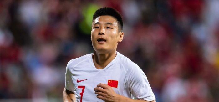 世预赛-武磊破门张琳芃乌龙 中国1-2叙利亚