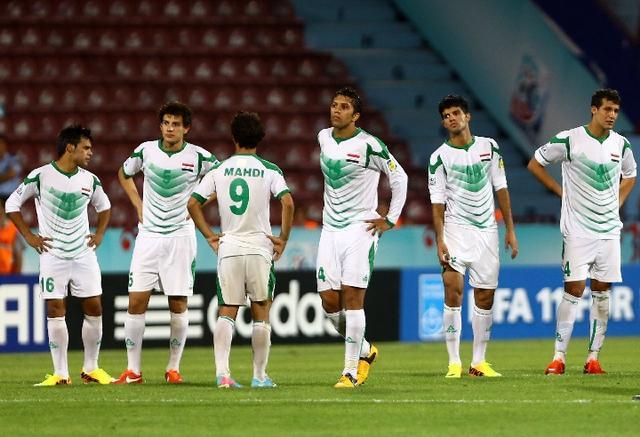 为国家带去团结的伊拉克足球