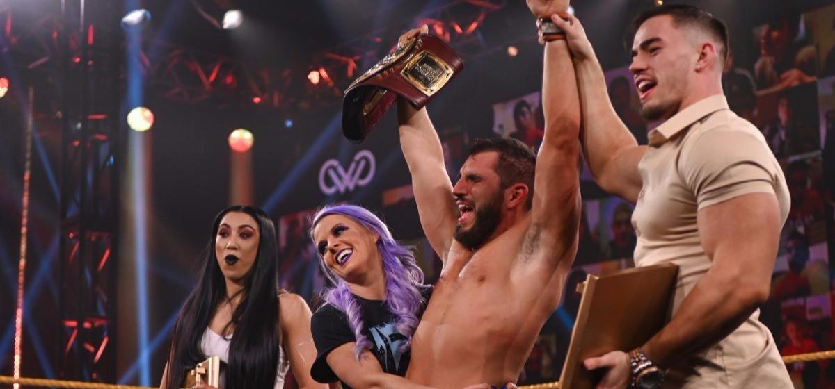 NXT第599期