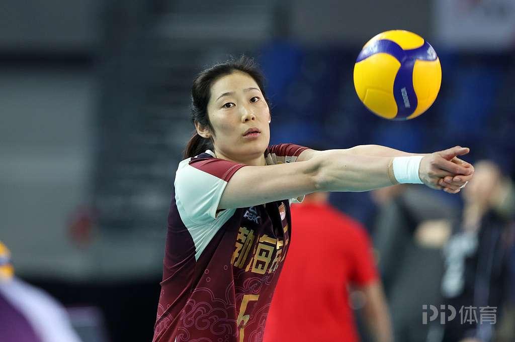 为期40多天的2020-2021赛季中国女子排球超级联赛自此告一段落