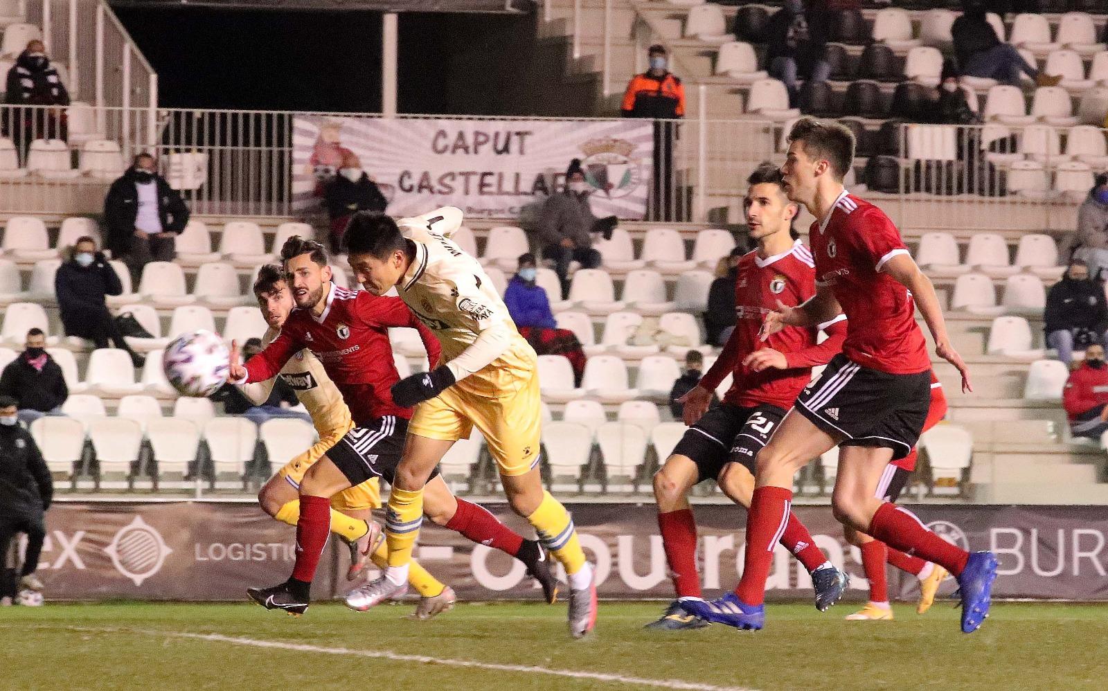 武磊用进球帮助西班牙人打败布尔戈斯晋级国王杯第三轮