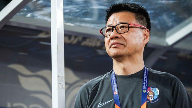 PP体育专访吴金贵:想让黄海变的不容轻视