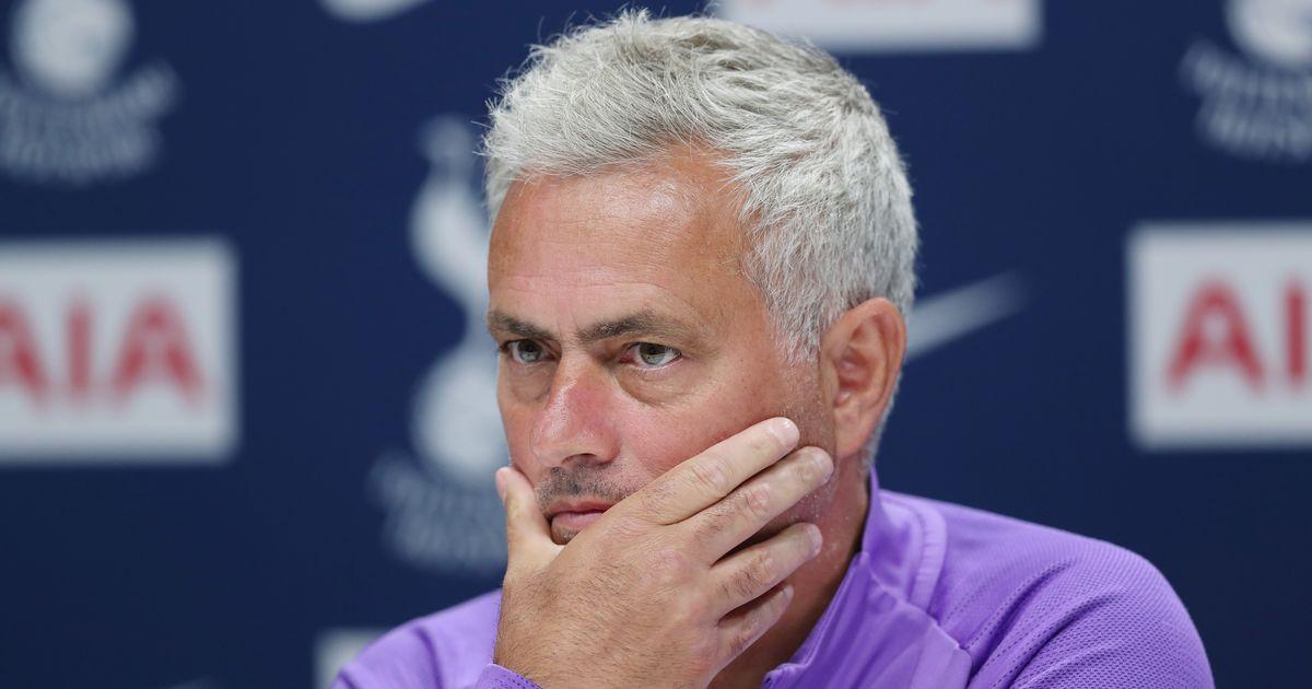 穆里尼奥:若无缘欧冠会影响转会资金 好在我们需求的不多