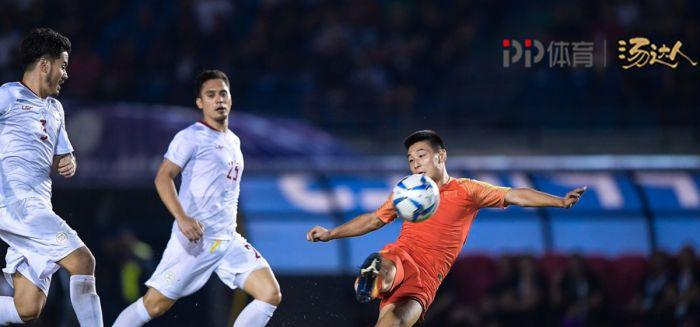 世预赛-武磊失单刀+35脚射门无果 国足0-0菲律宾