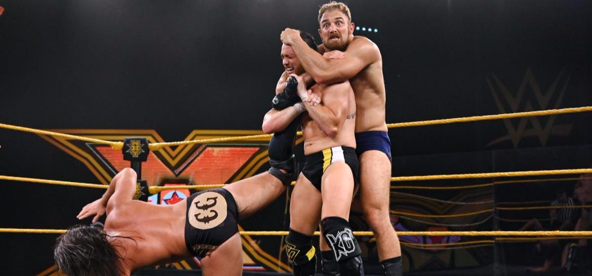 NXT第583期