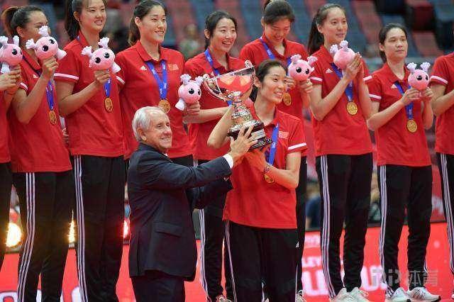 2021年中国女排第一次集训的19人大名单出炉