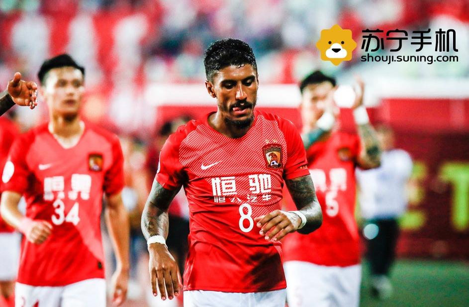 亚冠半决赛次回合-广州恒大0-1浦和红钻