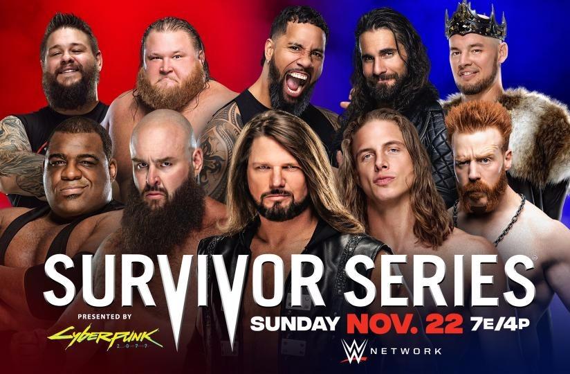 幸存者2020:5V5淘汰赛 RAW战队 VS SD战队