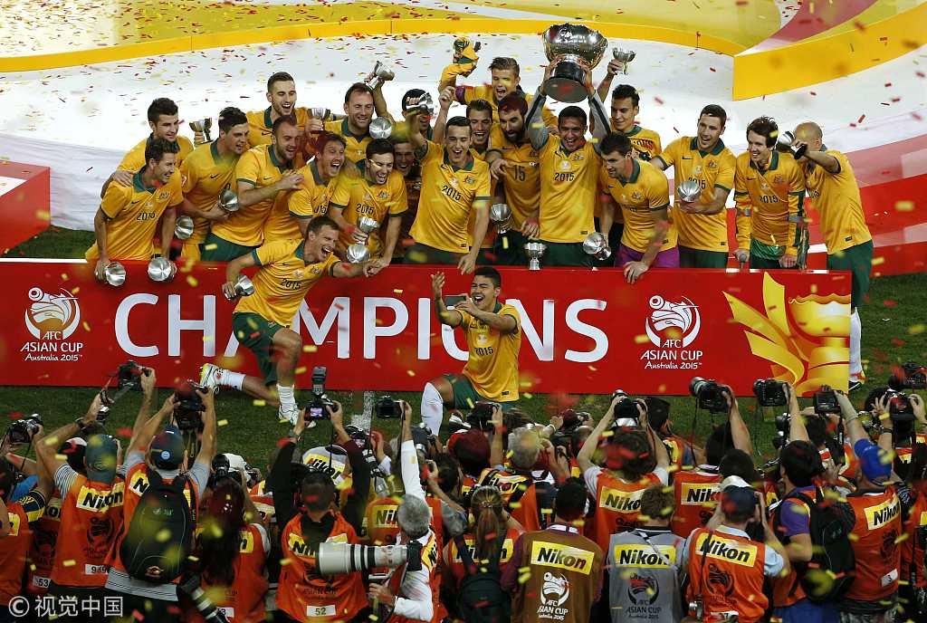 澳大利亚,获得了那届亚洲杯的冠军。