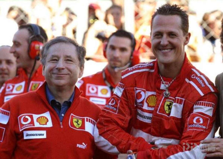 FIA主席托德:舒马赫正在接受治疗 争夺能回归正常日子