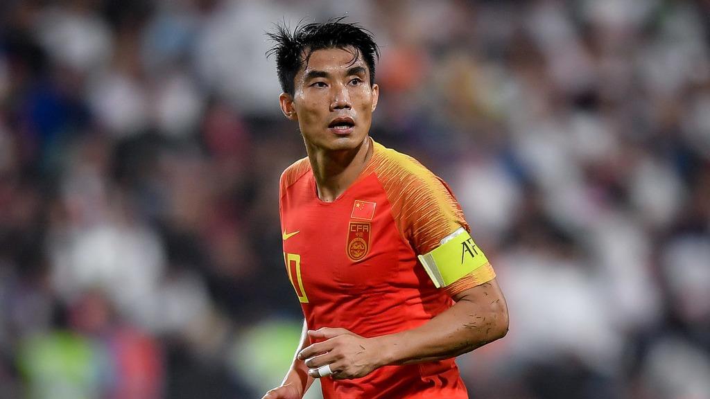 伴随中国足球20年 郑智已成国足定海神针