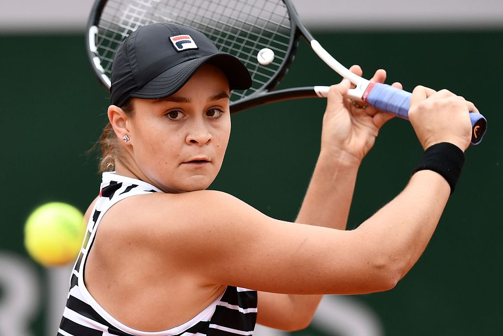 2021年澳网热身赛:女单世界第一巴蒂、戈芬领衔