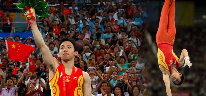 12年前邹凯夺三金成北京奥运中国之最