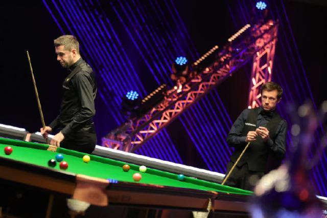 国际排名第15位的利索夫斯基在半决赛中6比4打败塞尔比