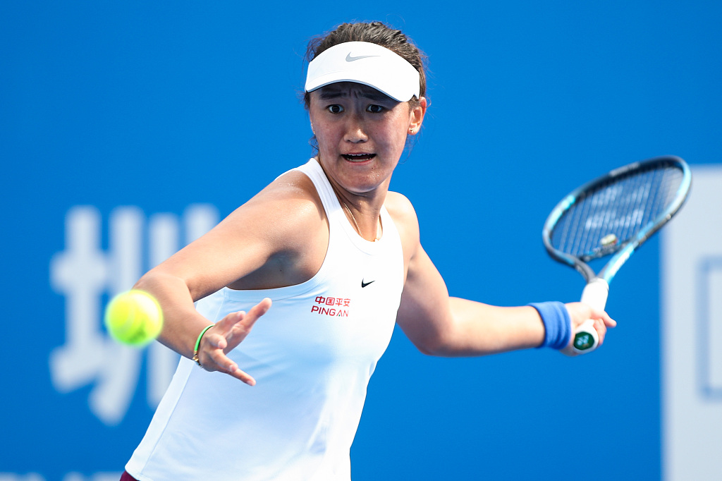 我国网球小花王曦雨新冠检测转阴 已在海外隔绝操练