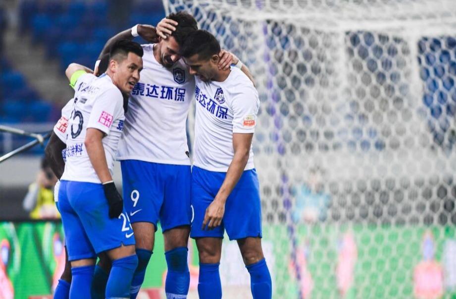 第28轮-乔纳森6分钟2球瓦格纳破纪录 泰达3-0深圳