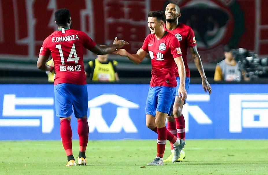 第20轮-奥汗建功巴坎布快乐足球 建业1-0国安