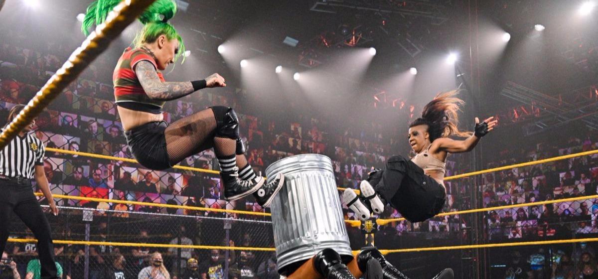NXT第619期