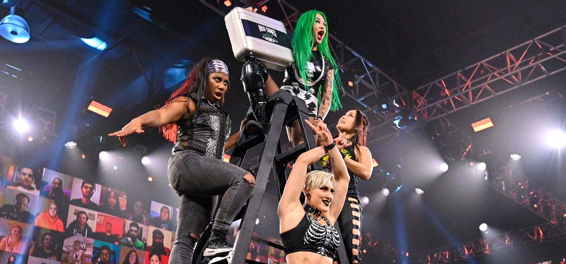 NXT第594期