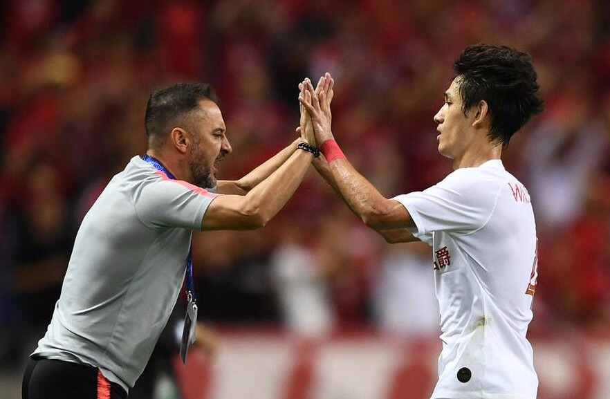 亚冠1/4决赛次回合-上海上港1-1浦和红钻