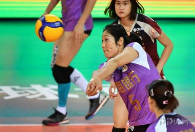 江苏和天津女排均以连胜两场的战绩别离拿下了各自的对手