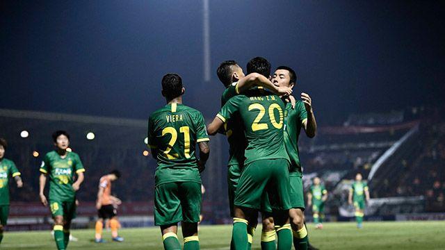 王子铭破门比埃拉闪耀 国安1-0清莱联迎开门红