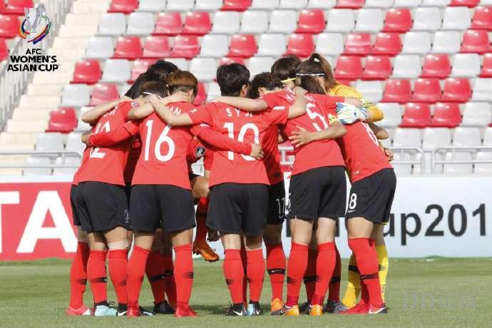 韩国女足公布奥预赛战中国大名单:池笑然李玟娥领衔