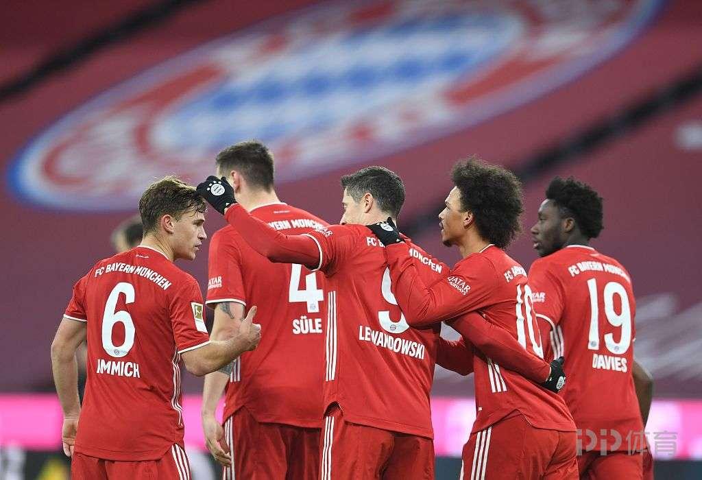 M'gladbach – Bayern Munich: Hùm xám gặp 'khắc tinh'